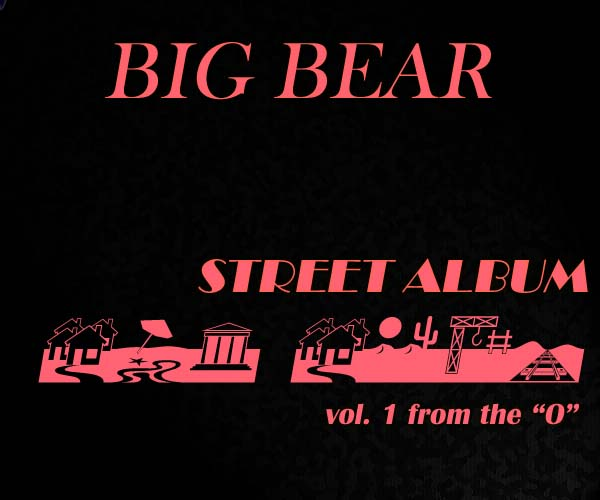 """Street Album Vol. 1 from the """"O"""""""